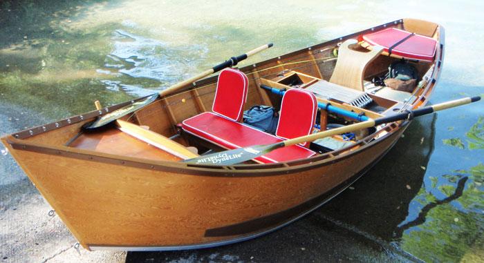 Wooden Drift Boat Lust 27 November