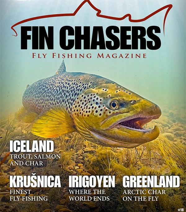 essays fly fishing magazine