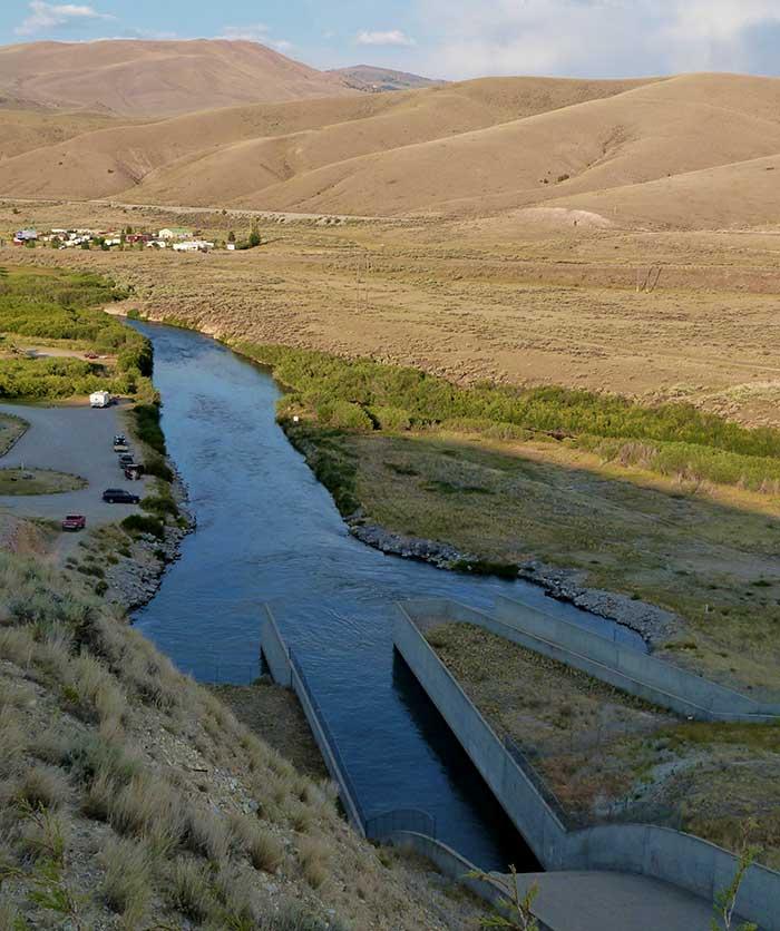 Beaverhead Dam